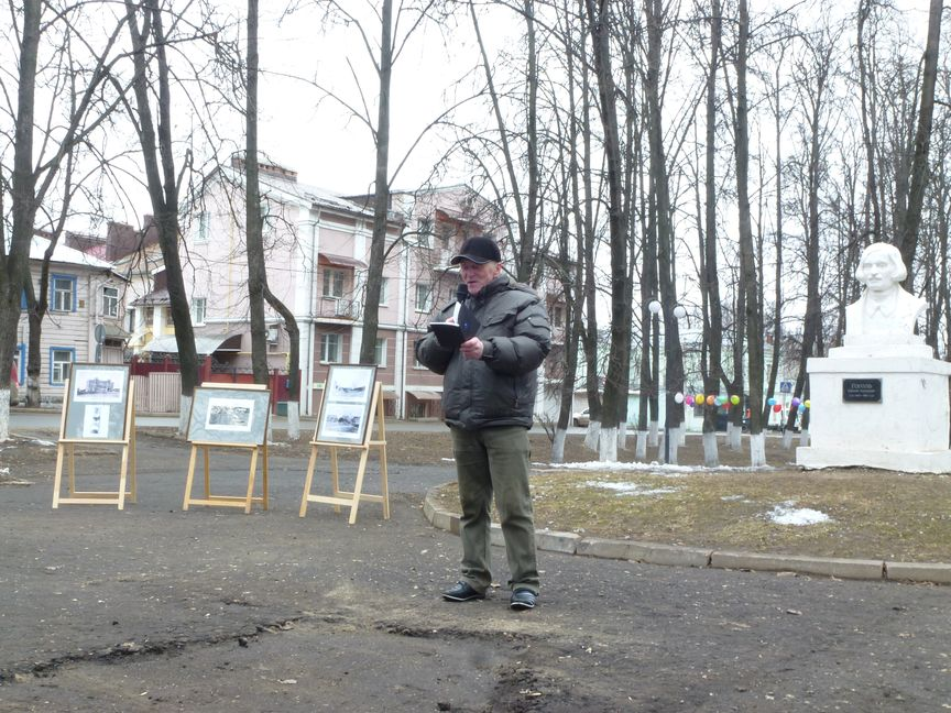 Владимирский поэт Владимир Пучков