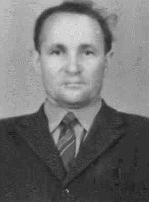 Мой прадед Потапов Николай Федорович