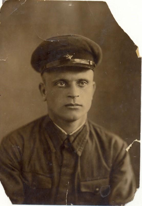 Копытов Алексей Васильевич (папа) довоенное фото