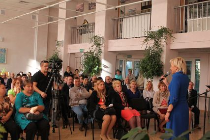 Выступление О.В. Ерашовой, заместителя главы администрации г. Владимира.