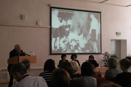 доклад Мазурицкого Уничтожение национального самосознания через разрушение библиотек
