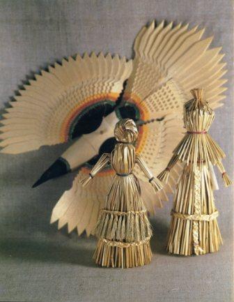 Куклы пензенские(солома)1982г(946576)-веб