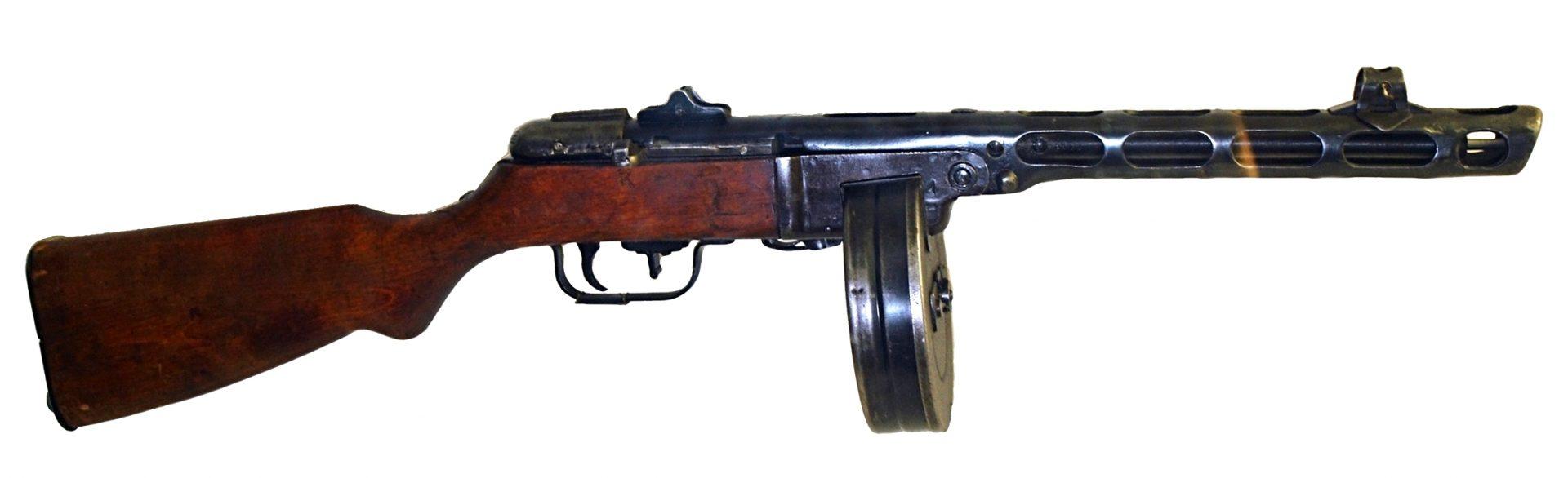 Пистолет-пулемет_системы_Шпагина_обр__1941