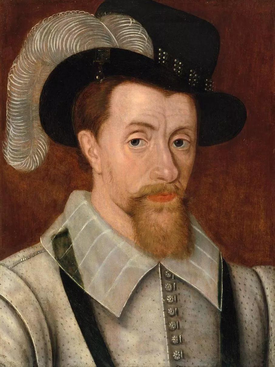 Портрет короля Якова I