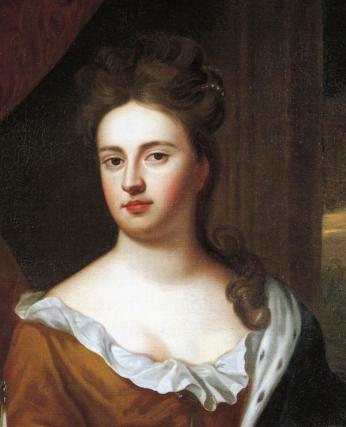 Портрет королевы Анны