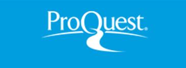 Логотип компании ProQuest