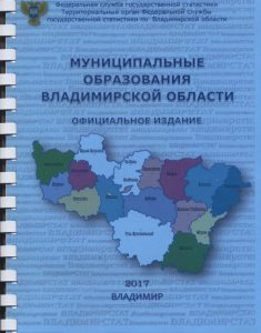 Муниципальные образования Владимирской области