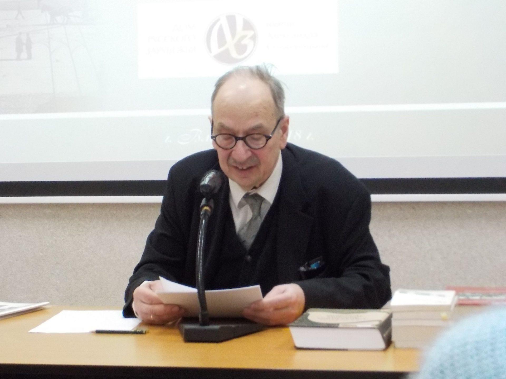 Professor Gottfrid Kratz