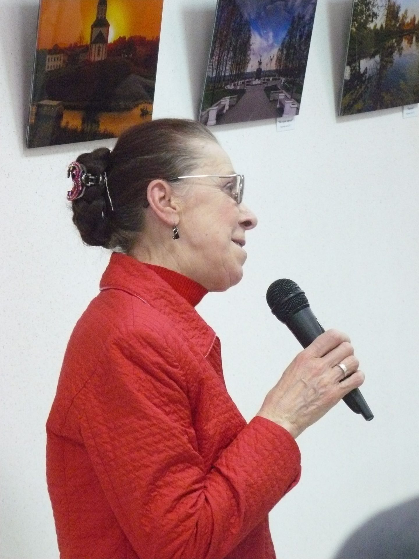 Mama Valentina Puchkova