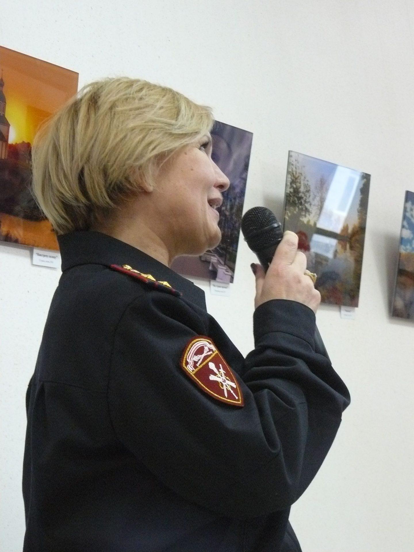 Mokshina Alfiya nachalnik upravlenija Federalnoy slugby voisk gvardii RF