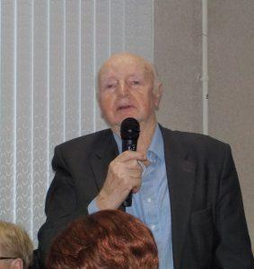 Hudojnik Smirnov Viktor Ivanovich