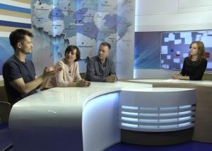 Интервью с Марией Ремыгой, Александром Аладышевым и Алексеем Шашиловым