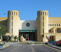 здание Мальтийского университета