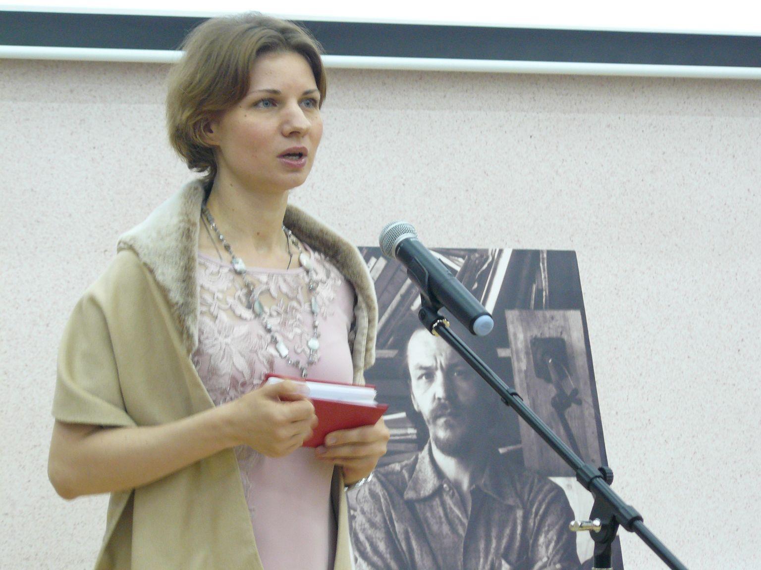 Наталья Анатольевна Молодцова