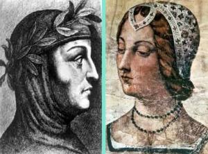 Петрарка и Лаура