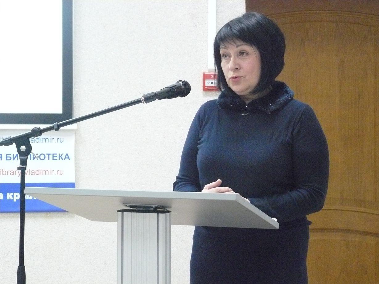 Татьяна Гиляревская
