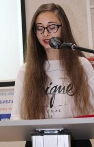 студентка Софья Крымская