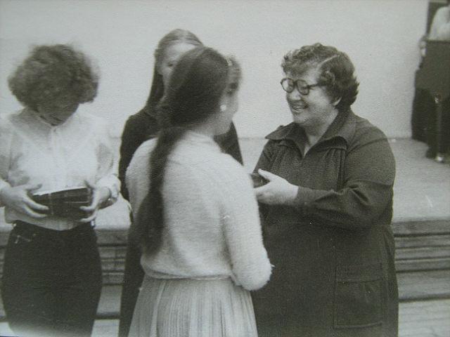 Раиса Лазаревна Засьма