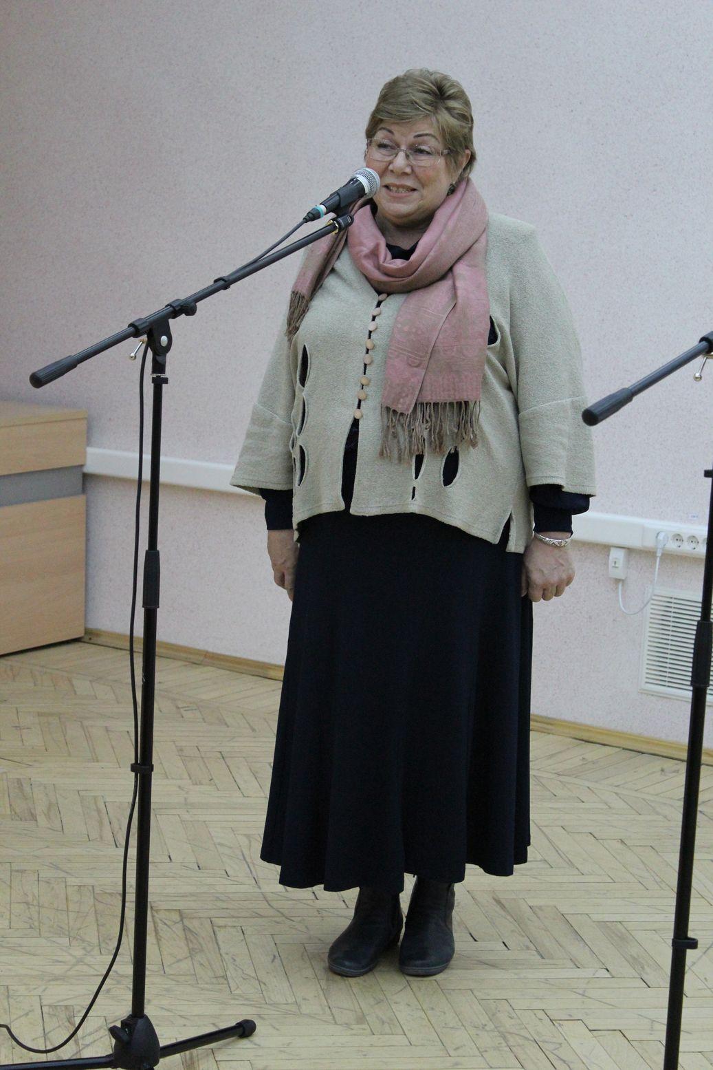Нина Николаевна Китунина