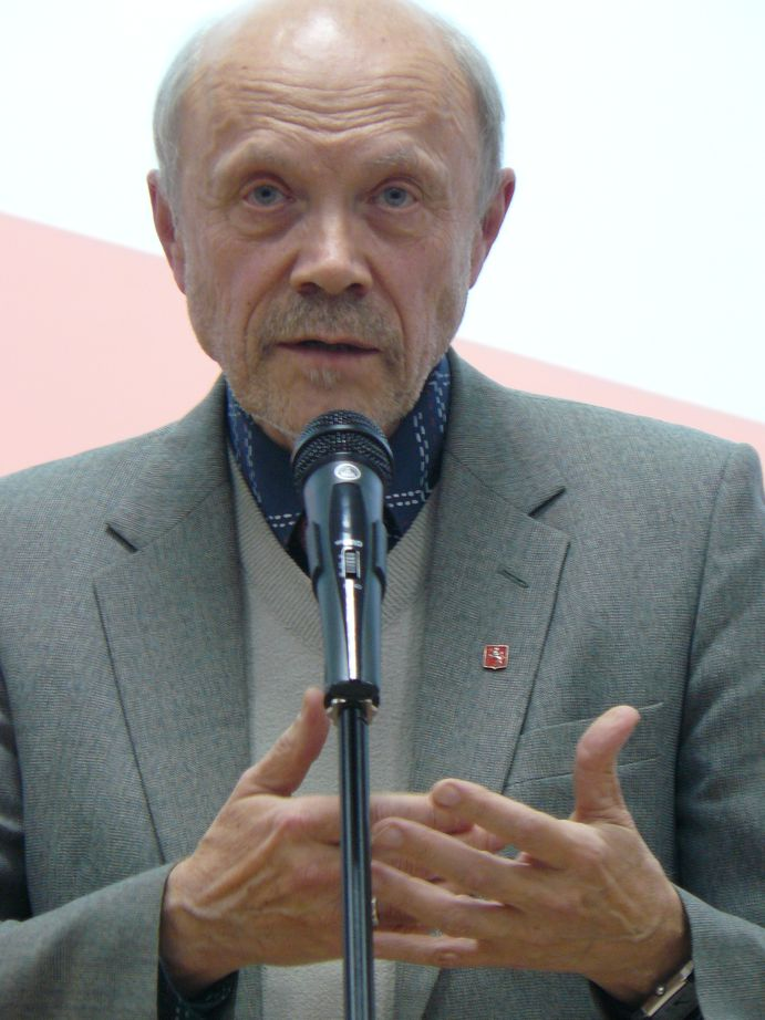 Валерий Скорбилин