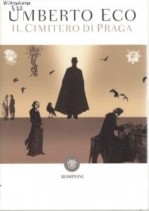 Обложка книги Умберто Эко