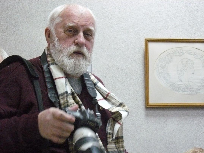 Фотограф Сергей Скуратов
