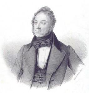 Портрет композитора К. А. Кавоса
