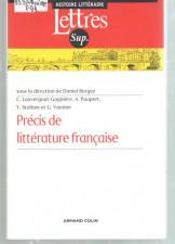 облодка книги без рисунка с названием на французском языке