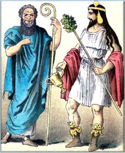 древнегреческий костюм