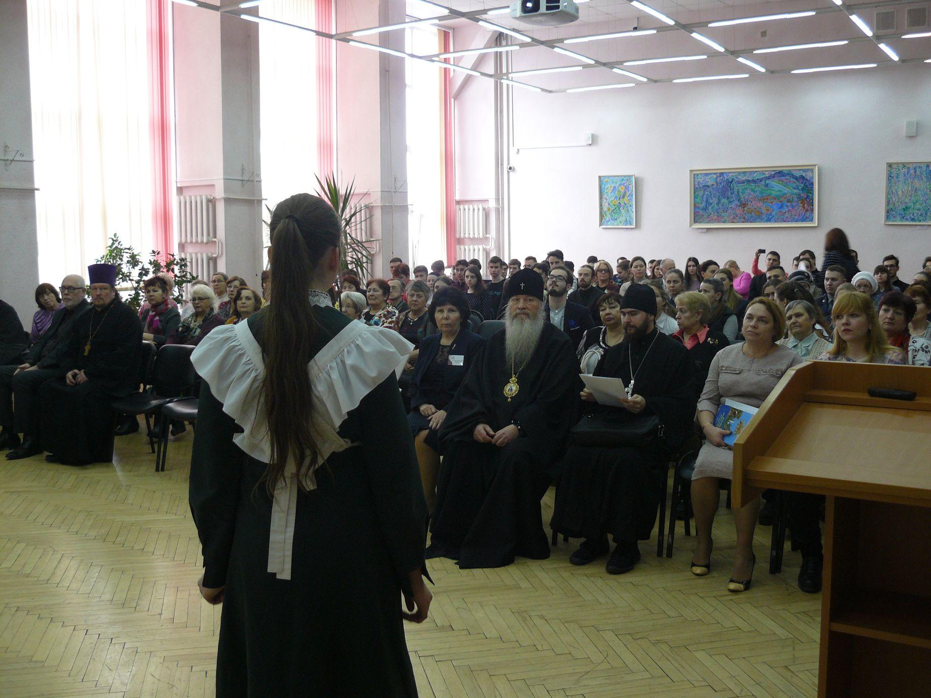 ученица 7 класс православной гимназии г. Владимира Юлия Черемных