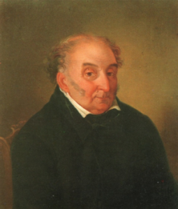 Портрет князя А. А. Шаховского, 1820 год