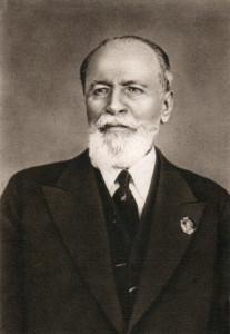 Портрет В. Немировича-Данченко