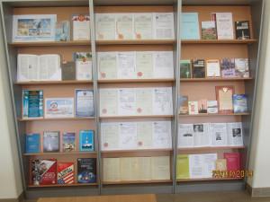 Выставка книг и патентов А. Корешкова