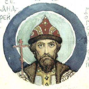 Андрей Боголюбский. Виктор Васнецов.
