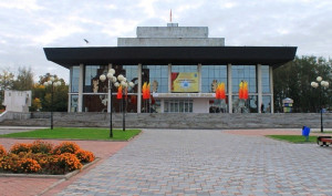 Здание Владимирского областного театра драмы