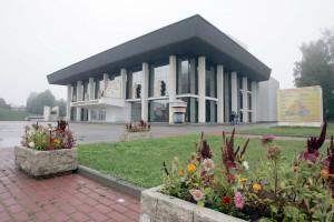 Здание Владимирского драматического театра