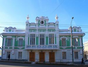 Здание Владимирского областного театра кукол