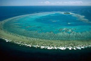 Фотография Большого Барьерного рифа