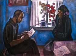 картина В. Попкова