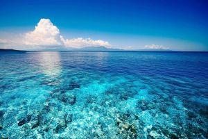 Фотография моря Сулавеси