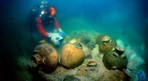 Останки древнего города Гераклиона