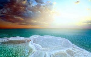 Фотография Мёртвого моря