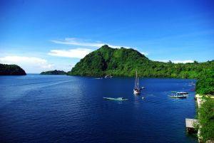 Фотография моря Банда