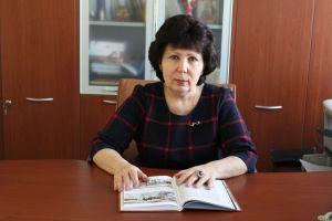 Директор Владимирской областной научной библиотеки Т.В. Брагина