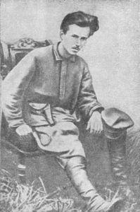 Николай Островский 1923 г.