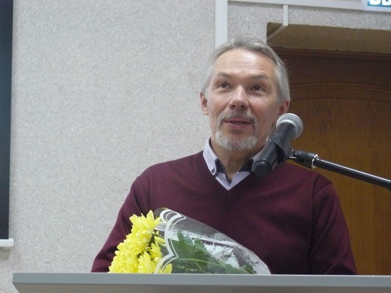Заслуженный художник России Виктор Алексеевич Бычков
