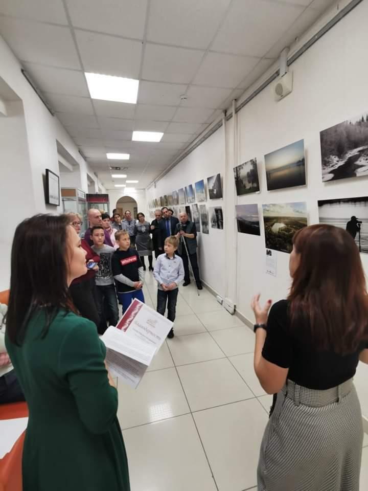 Куратор выставки Светлана Суздальцева
