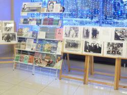 Выставка книг об А. Фатьянове