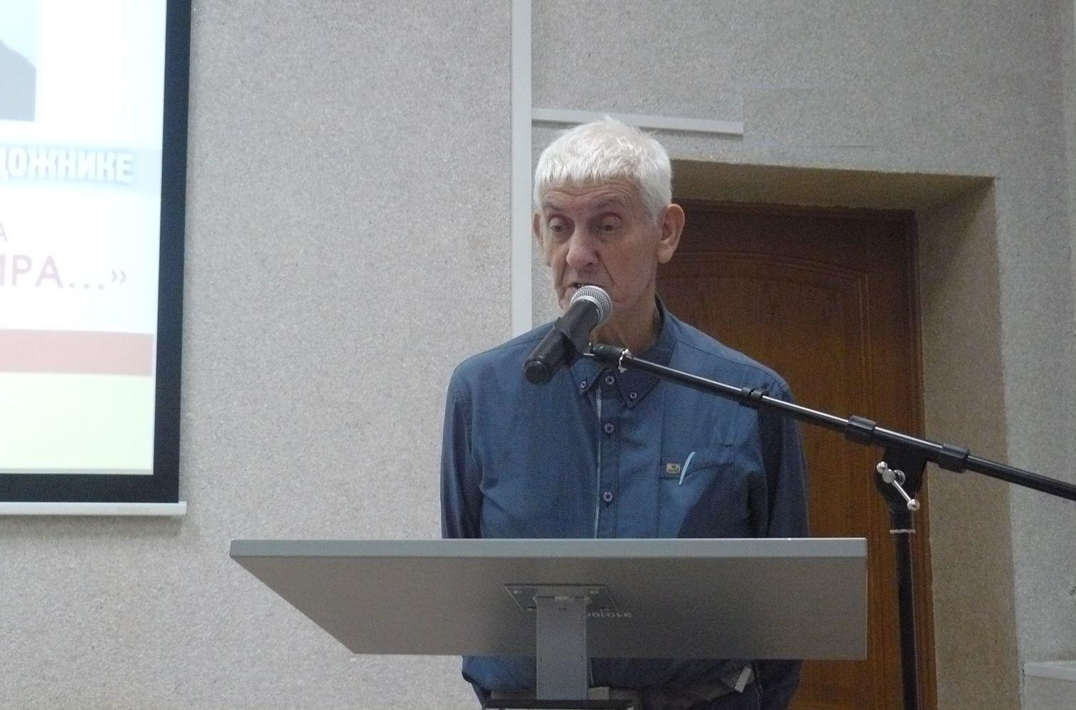 поэт Александр Павлович Фурсова