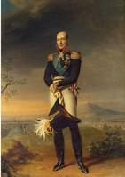 Портрет, на котором изображен М. Б. Барклай-де-Толли
